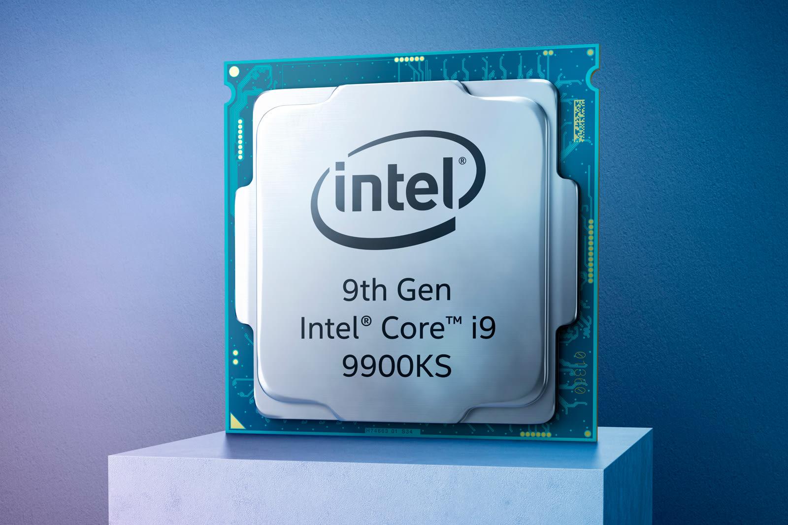 Intel Core i9-9900KS special edition processor