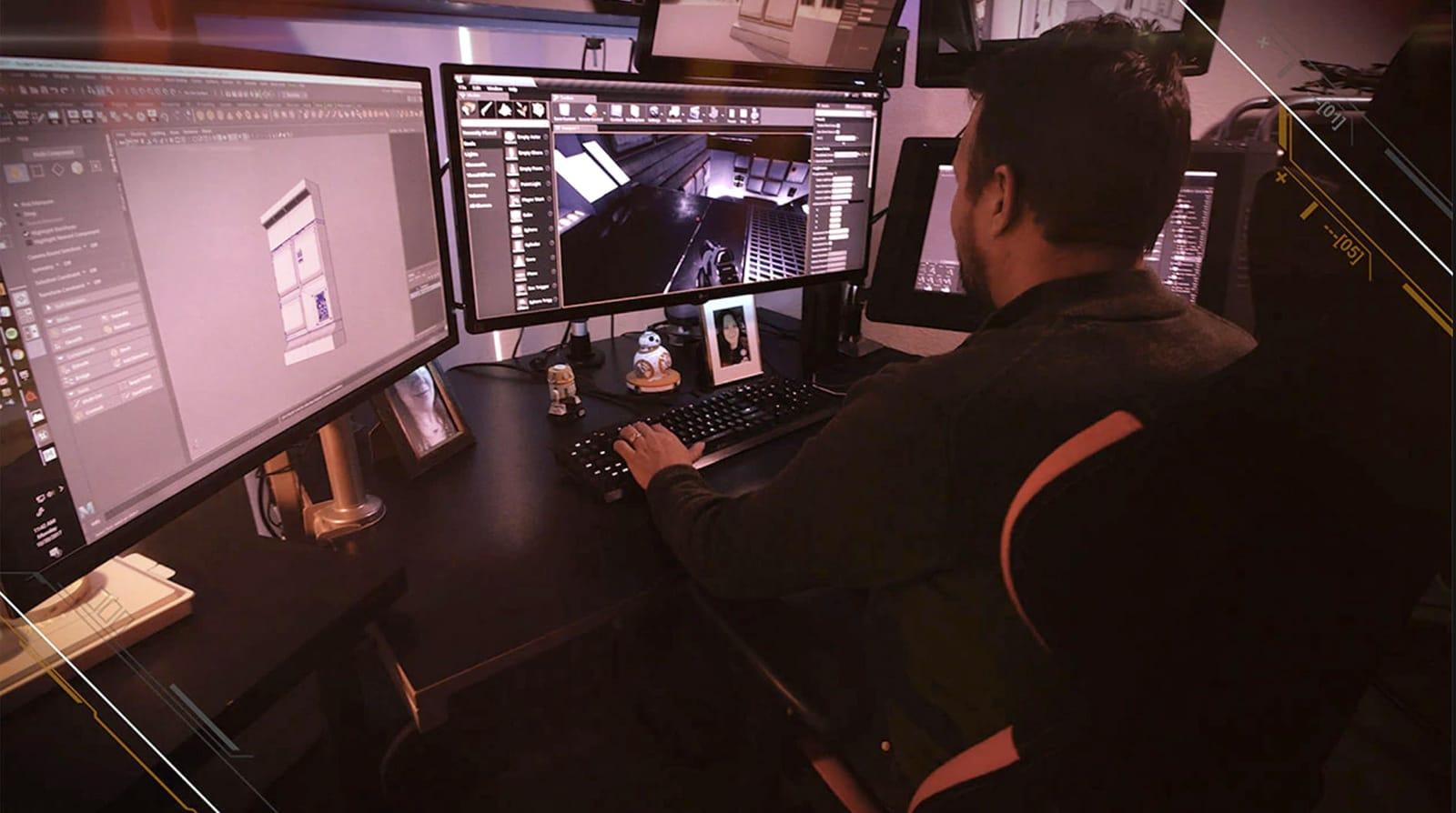 AMD threadripper workstation HEDT