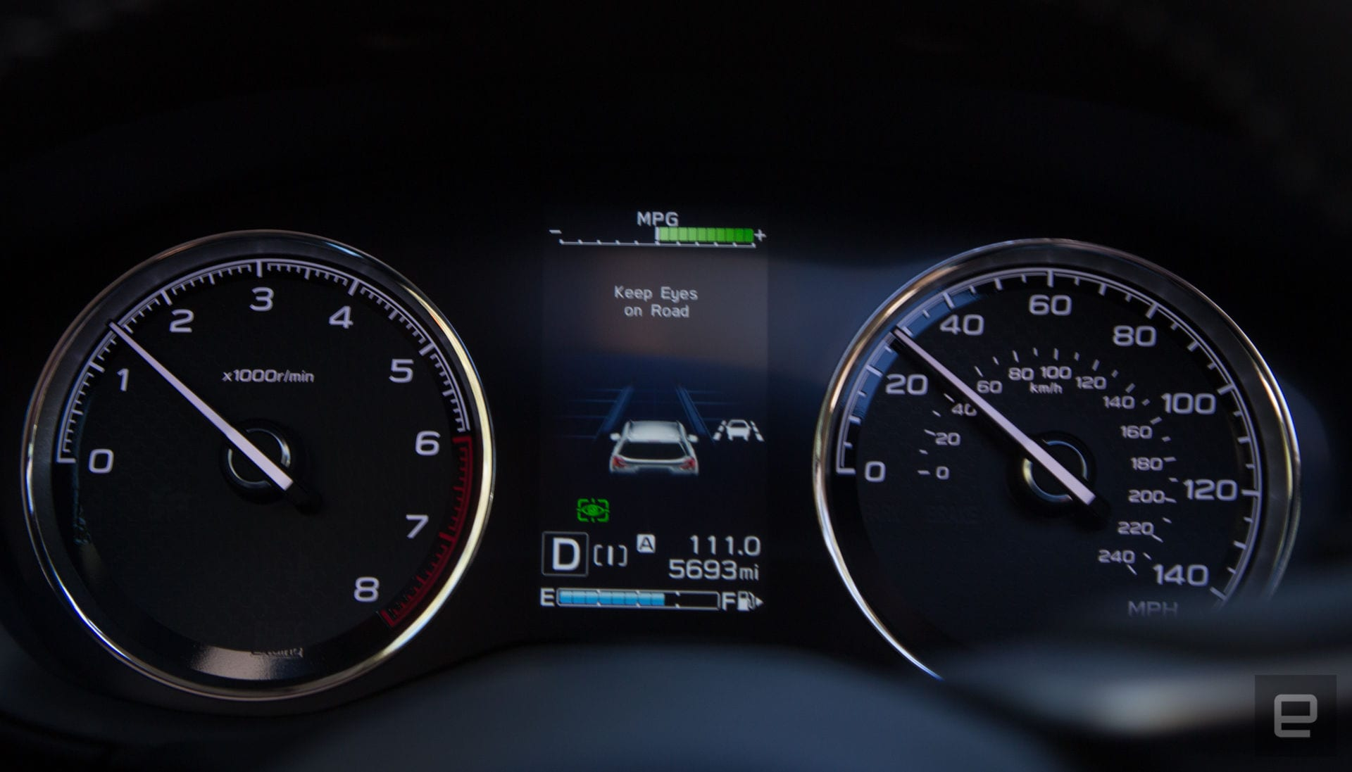 Subaru DriverFocus
