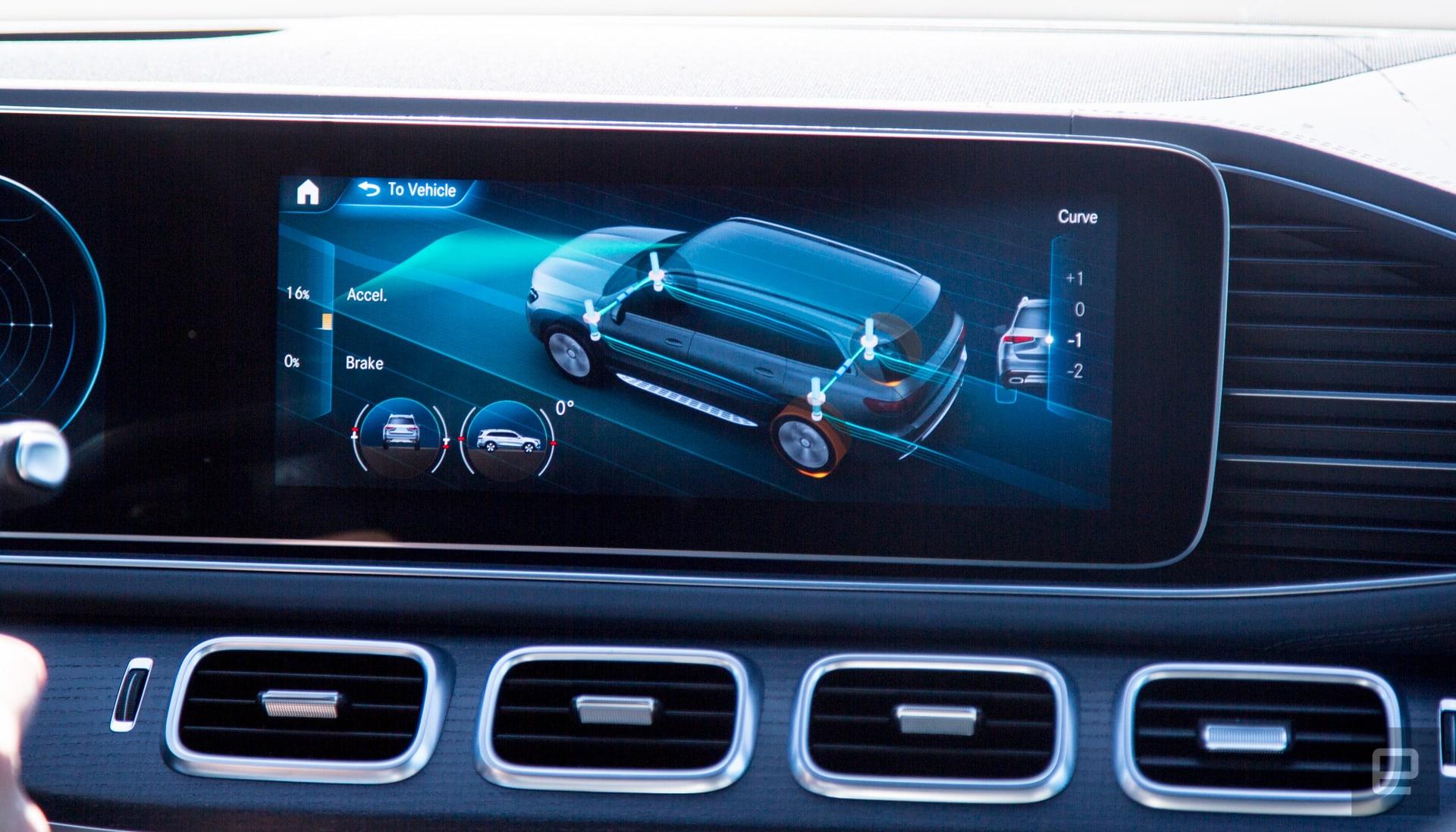 2020 Mercedes-Benz GLS review
