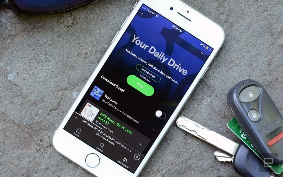 Spotify The Ringer