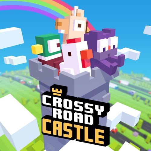 Crossy Road Castle