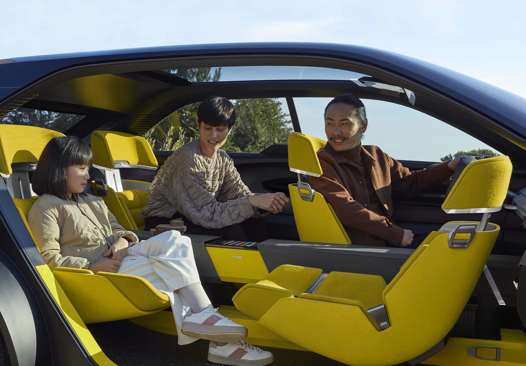 Renault Morphoz Concept EV