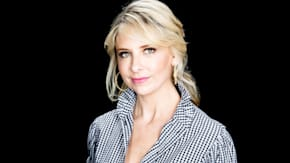 "Sarah Michelle Gellar Discusses Her New Cookbook, ""Stirring Up Fun With Food"""
