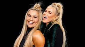 "WWE Superstars Natalya & Lana Drop By To Talk About E!'s ""Total Divas"""