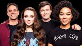 "Nick Robinson, Katherine Langford, Alexandra Shipp & Greg Berlanti Discuss The Film ""Love, Simon"""