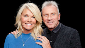Joe & Jennifer Montana Discuss Their Partnerhip With Breakaway from Heart Disease