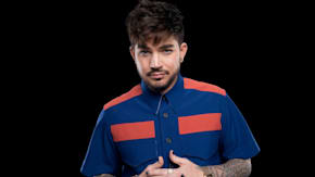 Adam Lambert Chats About His Las Vegas Residency With Queen