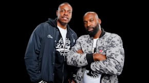 "Paul Pierce & Baron Davis On Bengay's ""Sore Winners"" Campaign"