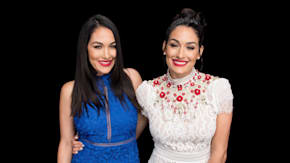 "Nikki Bella & Brie Bella Talk About E!'s ""Total Bellas"""