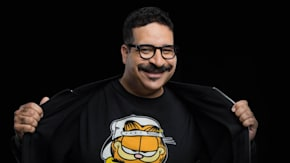 "Erik Griffin On His Showtime Special, ""Erik Griffin: AmERIKan Warrior"""