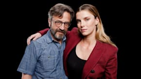 "Betty Gilpin & Marc Maron Talk About Season 2 Of ""GLOW"""
