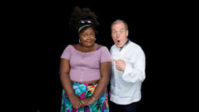 "Nicole Byer & Jacques Torres Chat About The New Season Of Netflix's ""Nailed It!"""