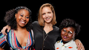 "Jordana Spiro, Dominique Fishback & Tatum Marilyn Hall Speak On The Film, ""Night Comes On"""