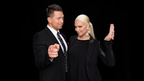 "WWE Superstars Maryse & Mike ""The Miz"" Mizanin Talk Their New USA Series, ""Miz and Mrs"" (With Our Pre-Show, The BUILD Up)"