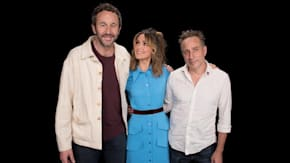 "Rose Byrne, Chris O'Dowd & Jesse Peretz Chat ""Juliet, Naked"""