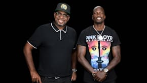 "Uncle Luke & Chad ""Ochocinco"" Johnson Discuss The New Sports Documentary ""Warriors Of Liberty City"""