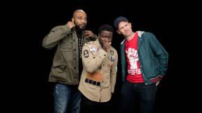 """Kevin Hart, Matthew Kellard & Joey Wells Discuss The Comedy Film, """"Night School"""""""