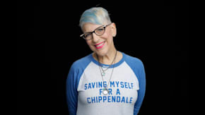 "Lisa Lampanelli Discusses Her Storytelling Show, ""Lisa Lampanelli's Losin' It"""