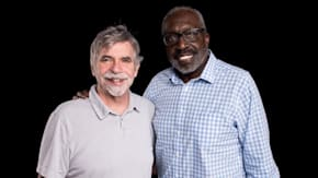 "Dan Klores & Earl ""The Pearl"" Monroe Discuss ESPN's ""Basketball: A Love Story"""