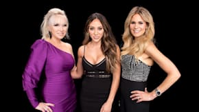 "Melissa Gorga, Margaret Josephs & Jackie Goldschneider Talk Season 9 Of ""RHONJ"""