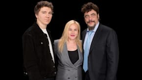 "Benicio Del Toro, Patricia Arquette & Paul Dano Discuss Showtime's ""Escape At Dannemora"""