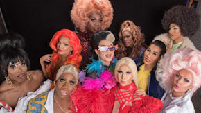 "The Queens Of ""RuPaul's Drag Race All Stars"" Dish Season 4 w/ Carson Kressley"