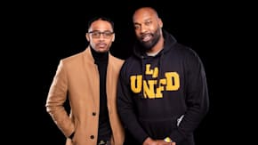 "Baron Davis & Brandon Armstrong Chat About Their Fuse Series, ""WTF Baron Davis"""