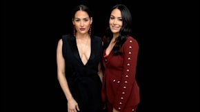 "Nikki & Brie Bella Chat About E!'s ""Total Bellas"""