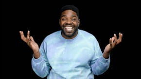 "Ron Funches On His Stand-Up Special, ""Giggle Fit"""
