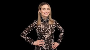 "Taylor Schilling Talks About The New Horror Movie, ""The Prodigy"""