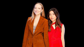 """Anna Konkle & Maya Erskine Chat About Their New Hulu Series, """"PEN15"""""""