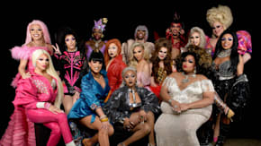 The Queens of RuPaul's Drag Race Season 11 w/ Monét X Change