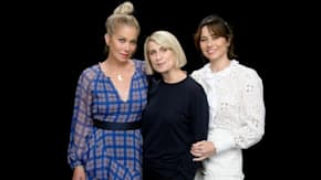 "Christina Applegate, Linda Cardellini & Liz Feldman Discuss Their Netflix Series, ""Dead to Me"""
