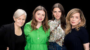 "Mary Harron, Guinevere Turner, Marianne Rendon & Hannah Murray On The Film, ""Charlie Says"""