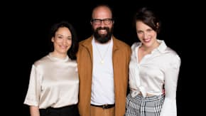 "Phoebe Waller-Bridge, Sian Clifford & Brett Gelman Talk Season 2 Of ""Fleabag"""
