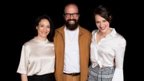"Phoebe Waller-Bridge, Sian Clifford & Brett Gelman Talk Season 2 Of ""Fleabag"""