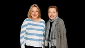 "Julie White & Kristine Nielsen On The Comedic Play, ""Gary: A Sequel to Titus Andronicus"""