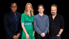 "Laura Dern, Jack O'Connell, Edward Zwick & Geoffrey Fletcher Discuss Their Film, ""Trial by Fire"""