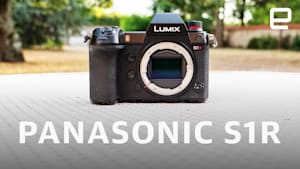 Panasonic S1R review: It's powerful, but already trumped by Sony's new A7R IV