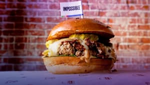 Impossible Foods gets FDA approval to sell fake meat in grocery stores