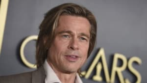 Brad Pitt's Name Tag Topped The Must-See Celeb Looks Of The Week