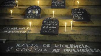 Brasil ainda tem mais de dez mulheres mortas por dia