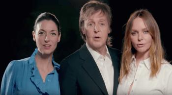 Paul McCartney quiere que dejes de comer carne (al menos durante un día)