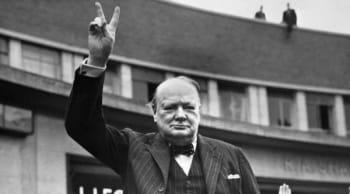 Una historia de amor-odio con Churchill como nexo