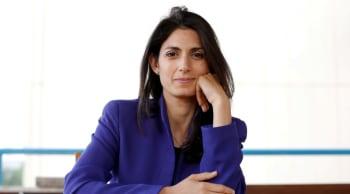 Virginia Raggi, alcaldesa de Roma: