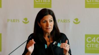 Anne Hidalgo, alcaldesa de París: