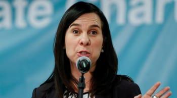 Valérie Plante, alcaldesa de Montreal: