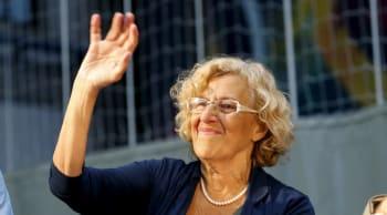 Manuela Carmena, alcaldesa de Madrid: