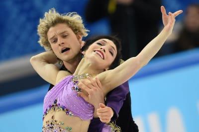 ソチ五輪:フィギュアスケート アイスダンス魅惑の男女たち【フォト集】